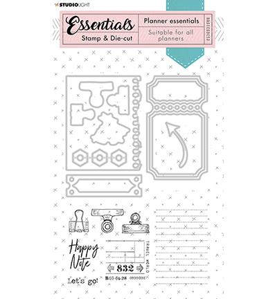 Studio Light - Stamp & Die-cut - Essentials - nr.52