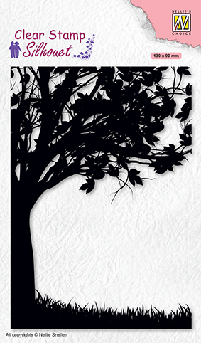 Silhouettes: Tree-2
