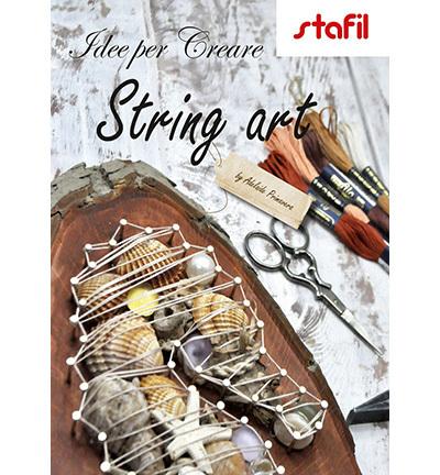 Book String Art