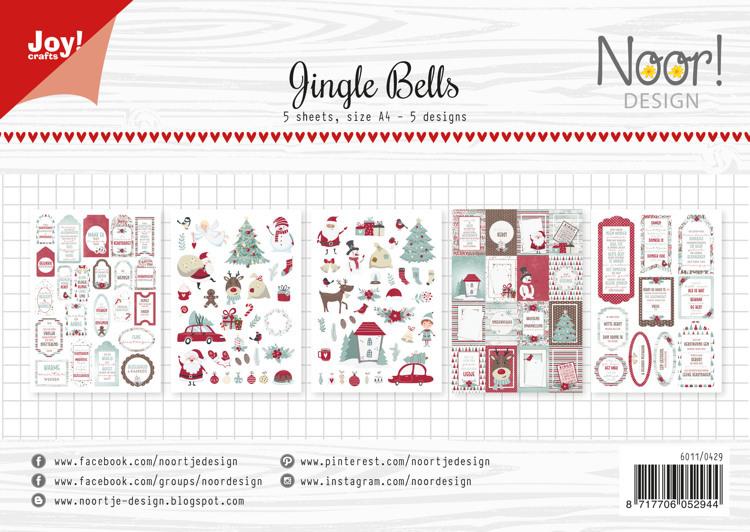 Labelvellen - Noor - Jingle Bells