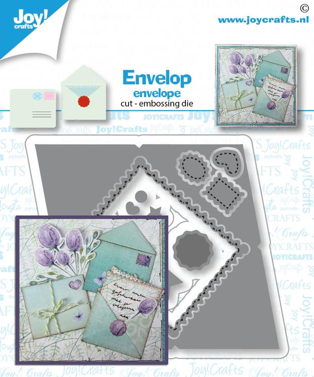 Stans-embosmal - Envelop