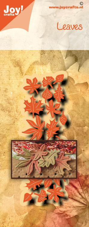 Stansmal - Noor - Herfst bladeren los