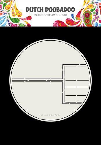 Dutch Doobadoo Card Art Schommelkaart A4 470.713.823 (10-20)