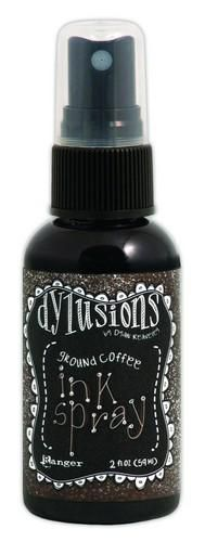 Ranger Dylusions Ink Spray 59 ml - ground coffee DYC40446 Dyan Reaveley