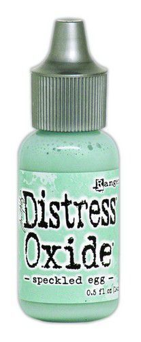 Ranger Distress Oxide Re-Inker 14 ml - Speckled Egg TDR72553 Tim Holtz (06-20)