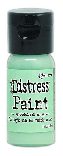 Ranger Distress Paint Flip Cap Bottle 29ml - Speckled Egg TDF72560 Tim Holtz (06-20)