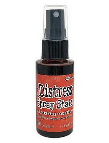 Ranger Distress Spray Stain 57 ml - Crackling Campfire TSS72348 Tim Holtz (09-20)