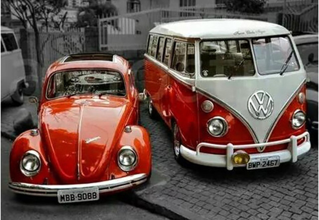 Diamond Painting vw