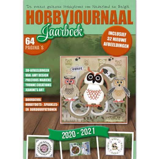 Hobbyjournaal Jaarboek- 2020/2021