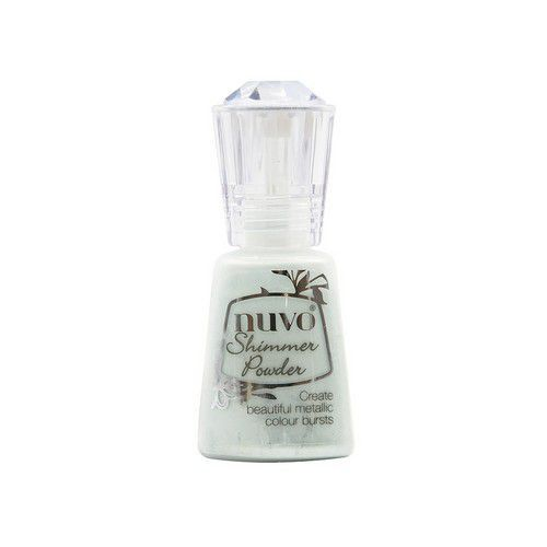 Nuvo Shimmer powder - Jade Fountain 1222N (11-20)