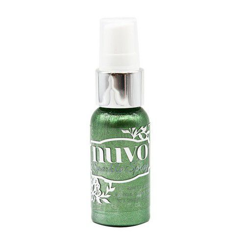 Nuvo Sparkle Spray - Wispy Willow 1671N  (11-20)