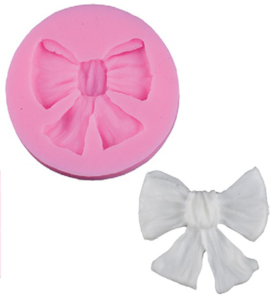 Silicone Mold - Bow Big
