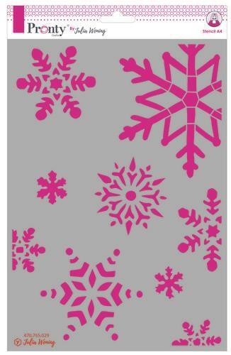 Pronty Stencil Kristals 470.765.029 Julia Woning (11-20)