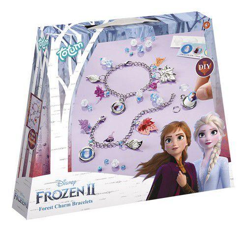 Totum kinder hobbyset Frozen 2 Forest charm bracelets 680654 19,5x16x3,5cm 5+ (11-20)
