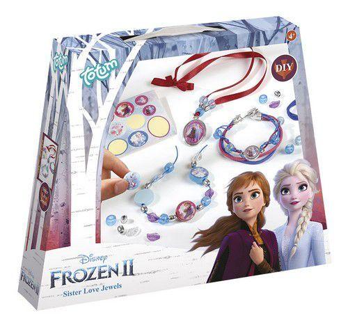 Totum kinder hobbyset Frozen 2 Sister love jewels 680661 19,5x16x3,5cm 4+ (11-20)