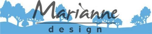 Marianne Design Creatable Horizon Woodland (LR0524)
