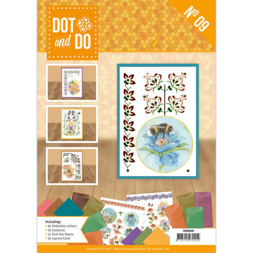 Dot and Do Boek 9 - Jeanine's Art
