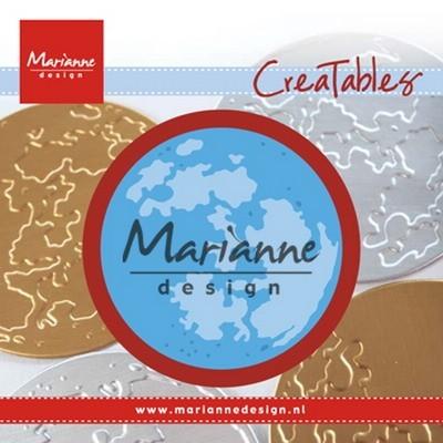 Marianne Design - Die - CreaTables - Moon - LR0500