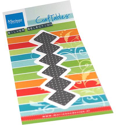 Cross stitch border plaid