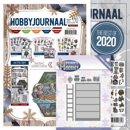 HJ190 -YCD10228 - Knipvellenboek