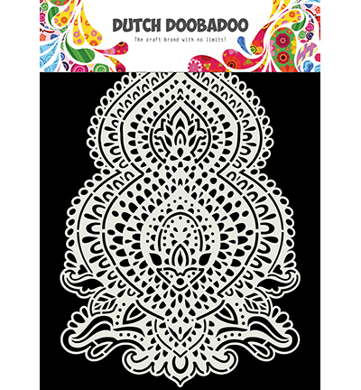 Dutch Mask Art Diamond drop