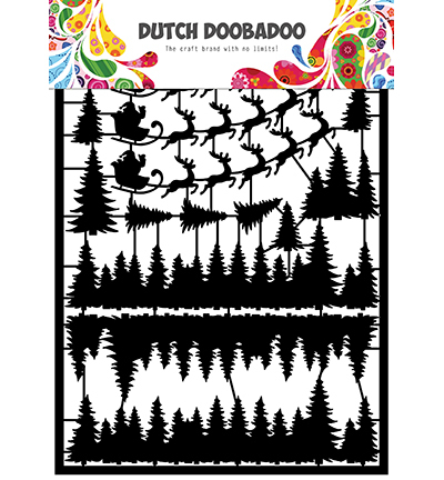 Dutch Paper Art  Santa
