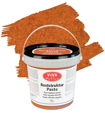 Artline Roststruktur Paste, Rost-Orange