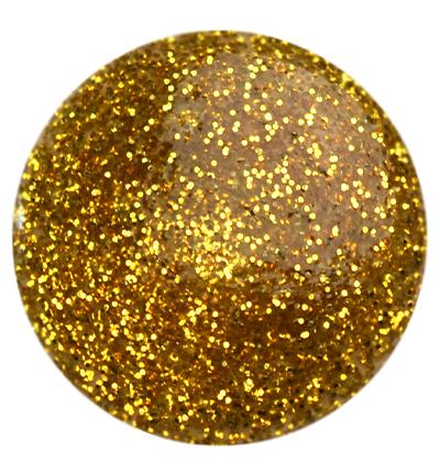 Blob Paint, Gold Glitter