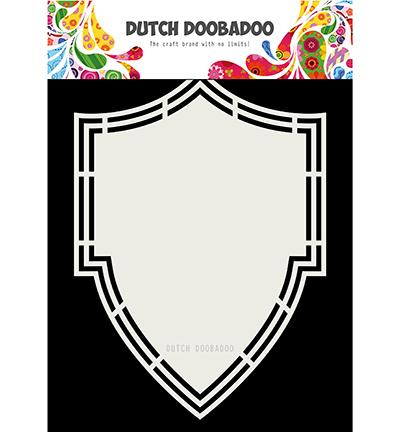 Dutch Shape Art Shield
