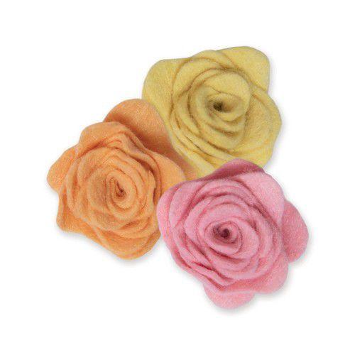 Sizzix Bigz Die - 3-D Rose #2 665094 Jen Long-Philipsen (01-21)