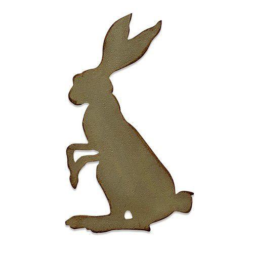Sizzix Bigz Die - Mr. Rabbit 665223 Tim Holtz (01-21)