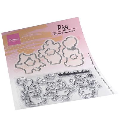 Eline's Animals - Pigs