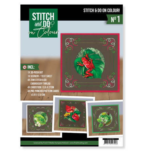 Stitch and Do on Colour 001