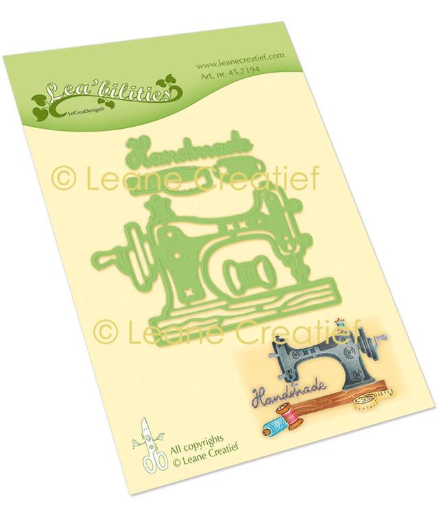 Leabilitie® Naaimachine snij en embossing mal