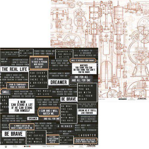 Piatek13 - Paper Free Spirit 01 P13-FRE-01 12x12(12-20)