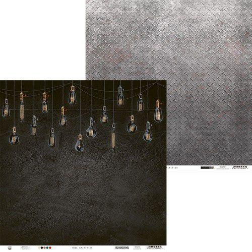 Piatek13 - Paper Free Spirit 05 P13-FRE-05 12x12(12-20)