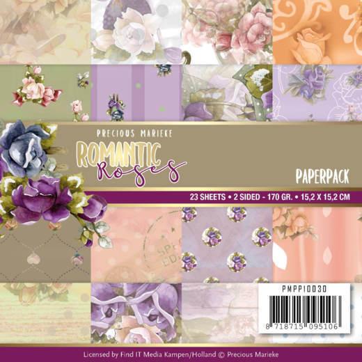 Paperpack - Precious Marieke - Romantic Roses