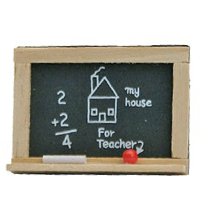 Miniatures, Blackboard