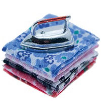 Miniatures, Iron on laundry