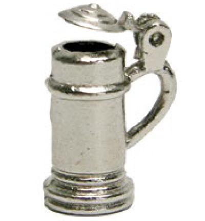 Miniatures, Beer jug silver