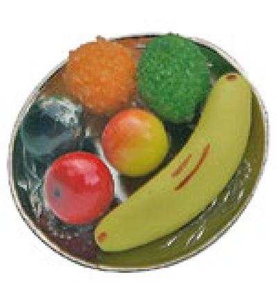 Miniatures, Fruit's plate