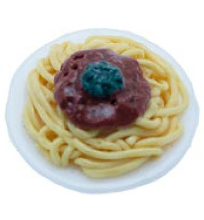 Miniatures, Spaghetti plate