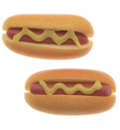 Miniatures, Hotdog