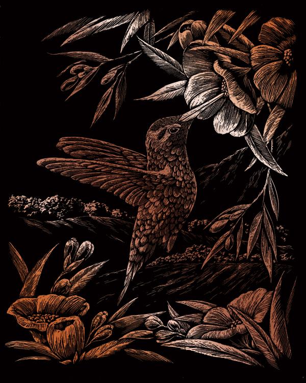 COPPER EA HUMMINGBIRD