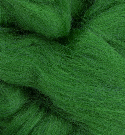German merino wool extra thin, Moosgreen