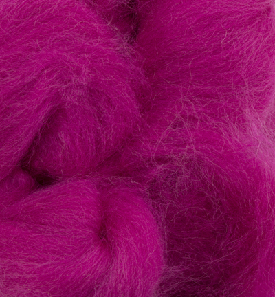 German merino wool extra thin, Pink