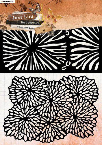 Studio Light Mask Butterfly Collection nr.15 MASKJL15 A5 (02-21)