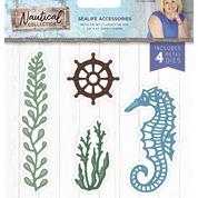 Sara Signature Collection Nautical - Snijmal - Sealife Accessoiries