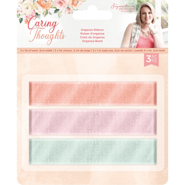 Caring Thoughts - Organza Lintset