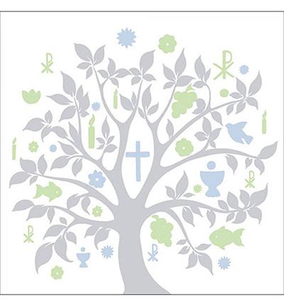 Communion Symbols silver